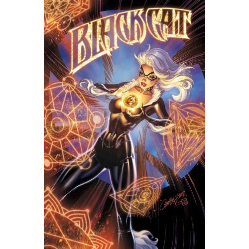 Black Cat 3 (VO) J. Scott Campbell Cover