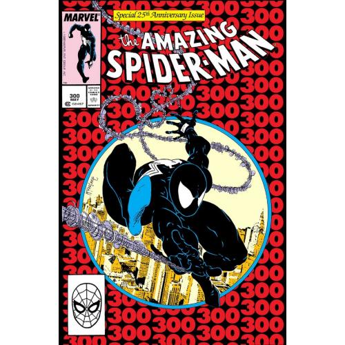 AMAZING SPIDER-MAN VENOM 3D 1 POLYBAGGED (VO)