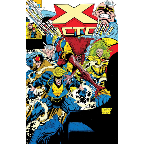 X-FACTOR 87 FACSIMILE EDITION (VO)