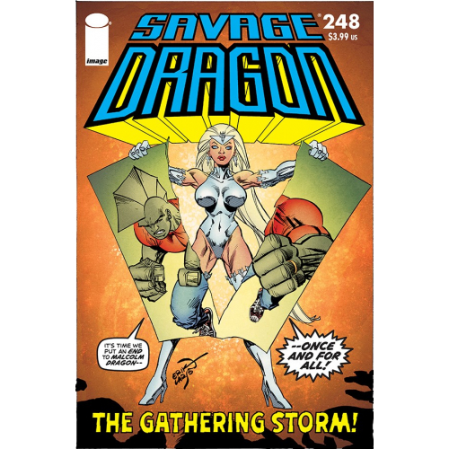 Savage Dragon 248 (VO)