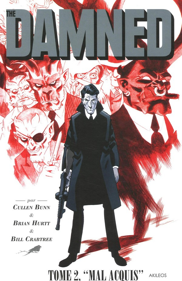 The Damned Tome 2 : Mal acquis (VF) occasion