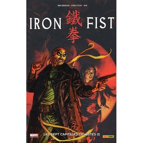 Iron Fist Tome 2 : Les sept capitales célestes (VF) occasion