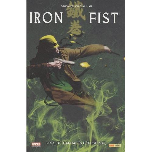 Iron Fist Tome 3 : Les sept capitales célestes II (VF) occasion