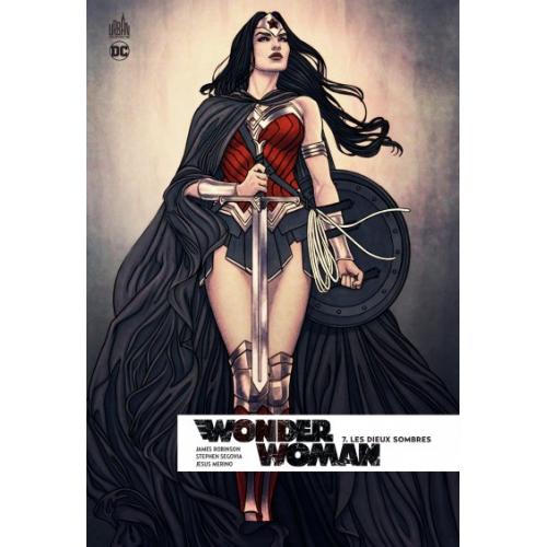 Wonder Woman Rebirth Tome 7 (VF)