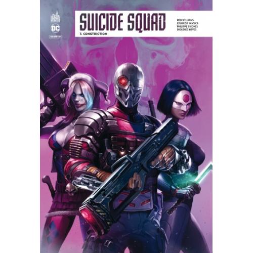 Suicide Squad Rebirth Tome 7 (VF)