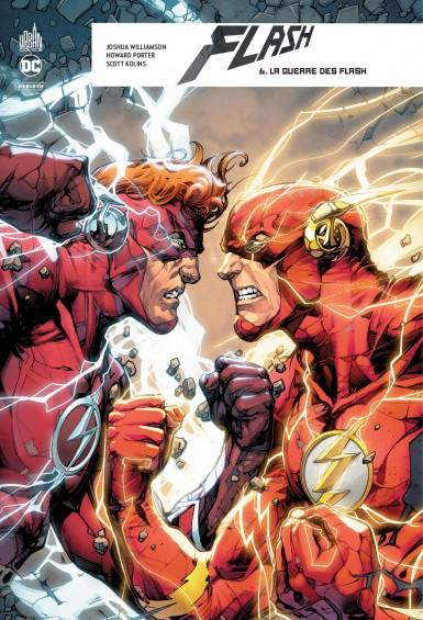 Flash Rebirth Tome 6 (VF)