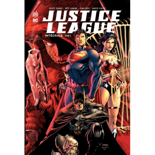 Justice League Intégrale Tome 2 (VF)