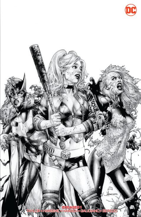 DCEASED 1 JAY ANACLETO EXCLUSIVE SKETCH COVER (VO)