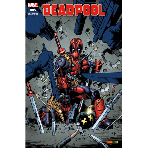DEADPOOL 4 fresh start