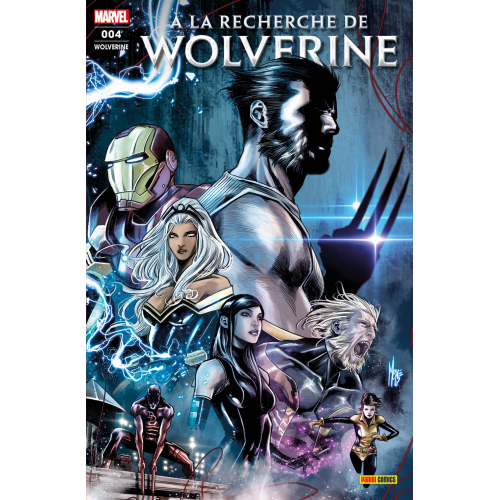 Wolverine 4 FRESH START (VF)