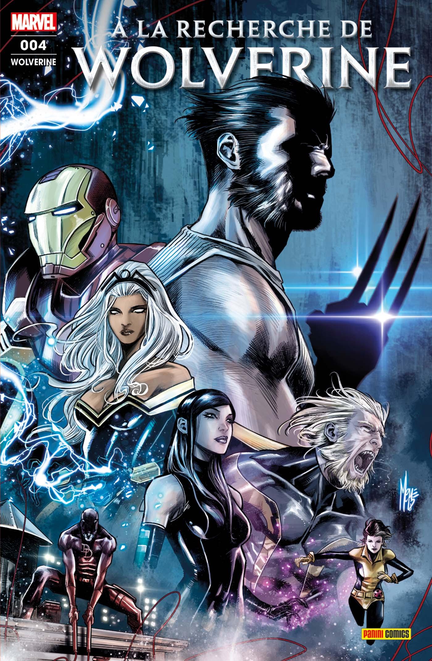 Wolverine n°4 (VF)