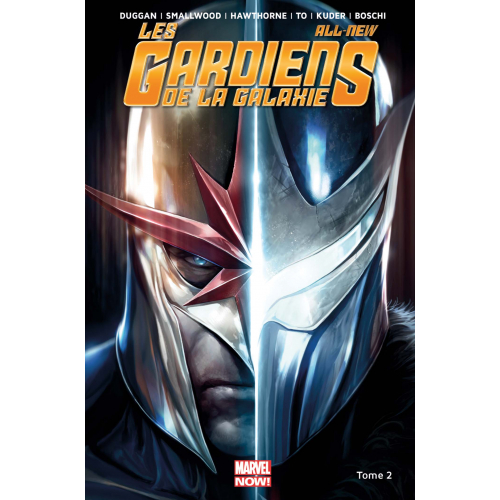 ALL NEW LES GARDIENS DE LA GALAXIE TOME 2 (VF)