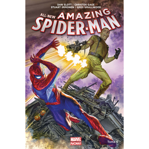 All new Amazing Spider-Man Tome 6 (VF)