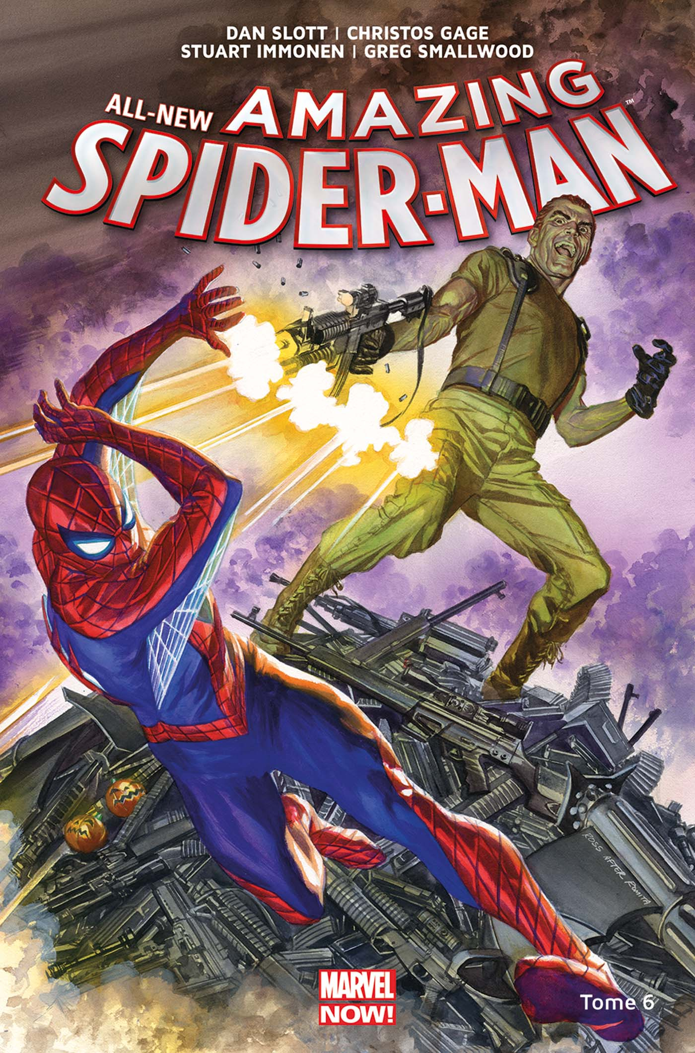 All-new Amazing Spider-Man Tome 6 (VF)