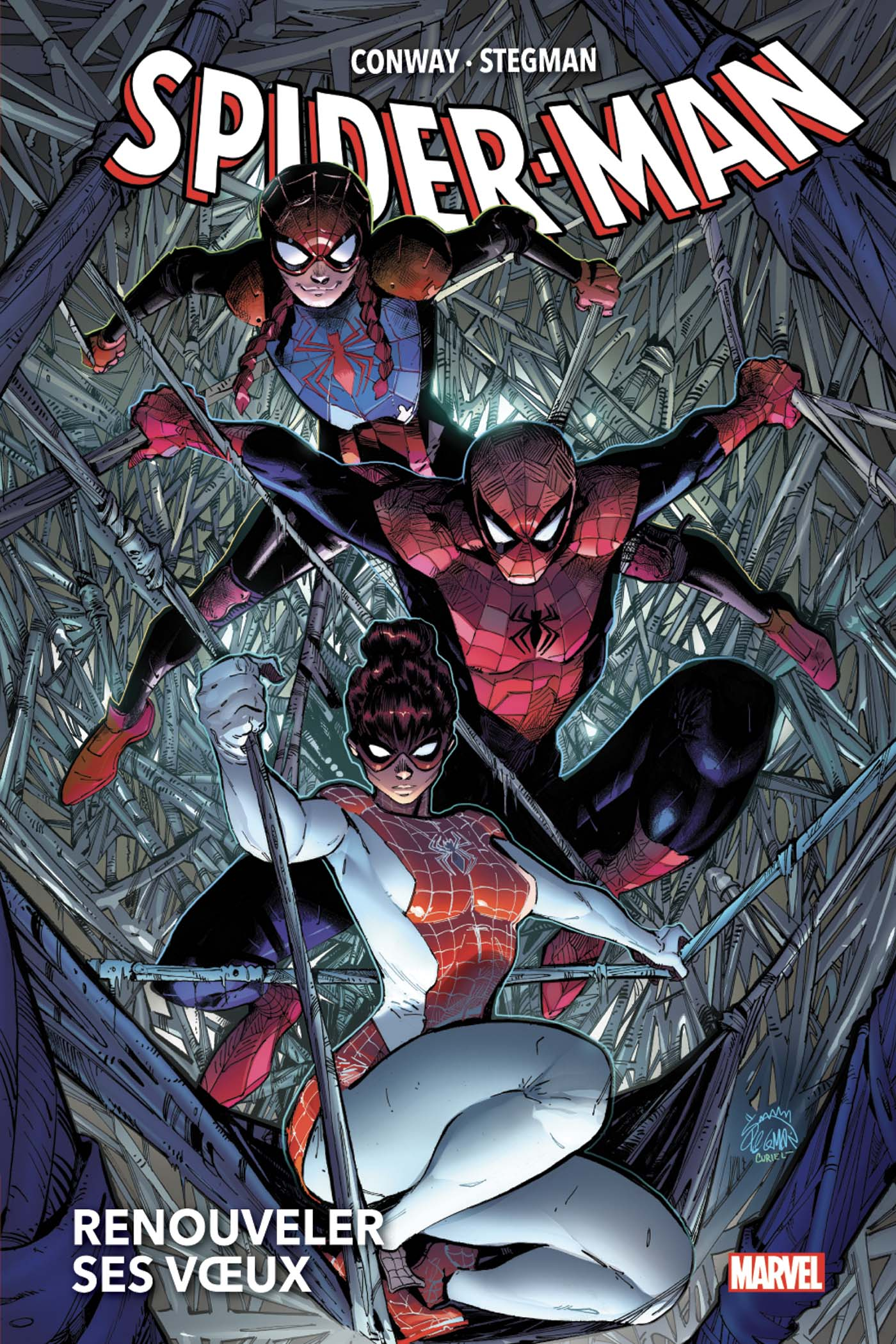 SPIDER-MAN : RENOUVELER SES VOEUX TOME 1 (VF)