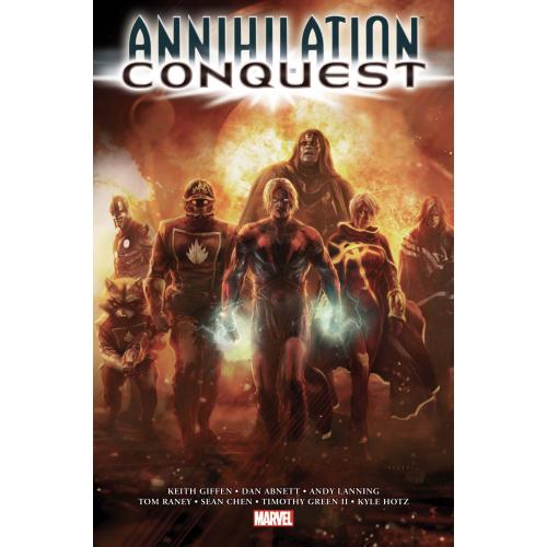 Annihilation Conquest Omnibus (VF)