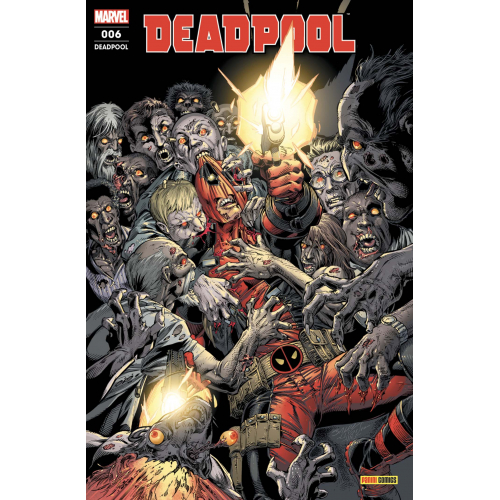 DEADPOOL 6 FRESH START (VF)