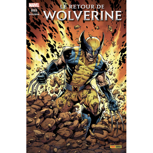 WOLVERINE 5 FRESH START (VF)