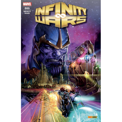 Infinity Wars 5 FRESH START (VF)