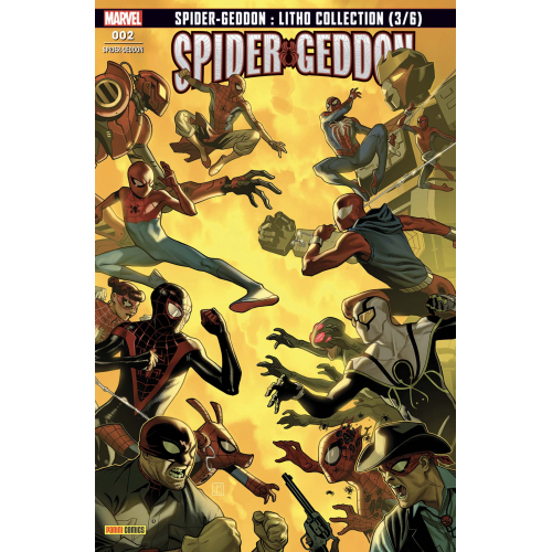 SPIDER-MAN SPIDER-GEDDON 2 FRESH START (VF)