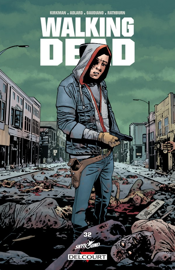 Walking Dead Tome 32 (VF)