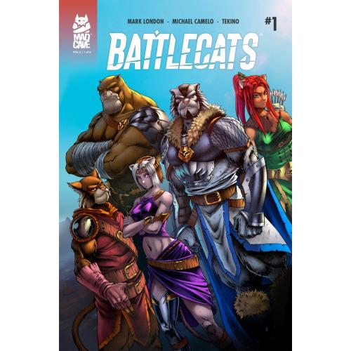 BATTLECATS (VOL 2) 1 (VO)