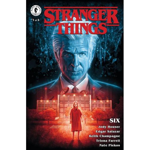 STRANGER THINGS SIX 1 CVR B LAMBERT (VO)