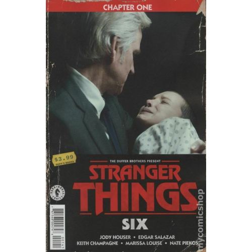 STRANGER THINGS SIX 1 CVR D SATTERFIELD PHOTO (VO)