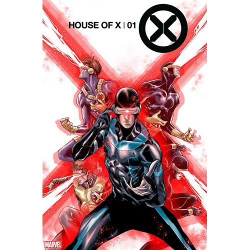 HOUSE OF X 1 (VO) Decade Checchetto
