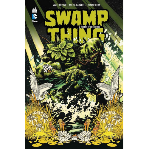 Swamp Thing Tome 1 (VF)