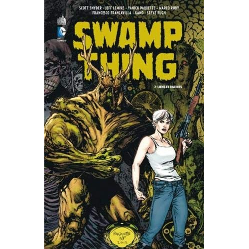 Swamp Thing Tome 2 (VF)