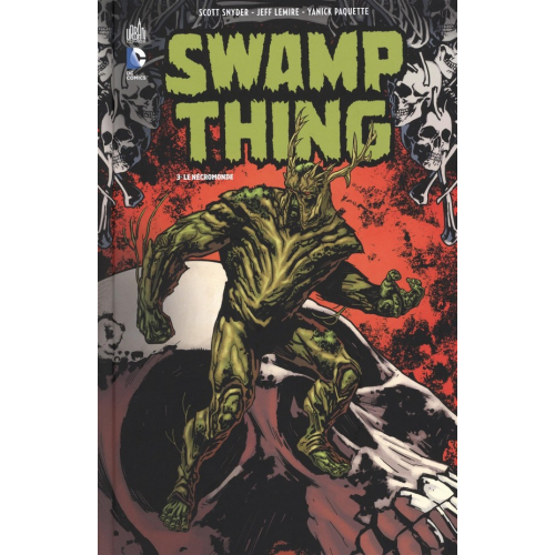 Swamp Thing tome 3 (VF)