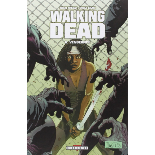Walking Dead Tome 6 (VF) occasion