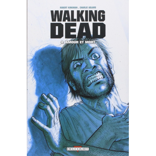 Walking Dead Tome 4 (VF) occasion