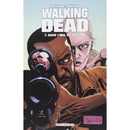 Walking Dead Tome 7 (VF) occasion