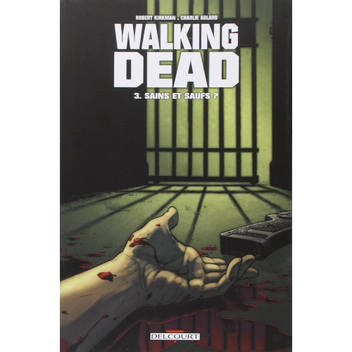 Walking Dead Tome 3 (VF) occasion