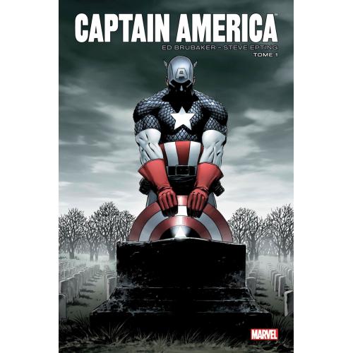 Captain America par Brubaker Tome 1 (VF)