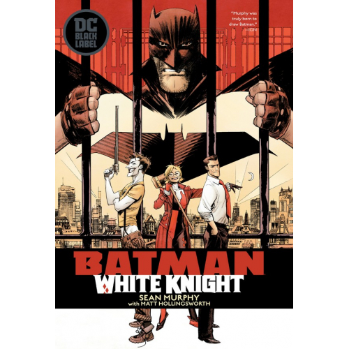 BATMAN WHITE KNIGHT HC (VO)