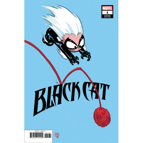 Black Cat 1 Young Variant (VO)