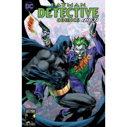 Detective Comics 1000 (VO) JIM LEE VARIANT - HARLEY QUEEN
