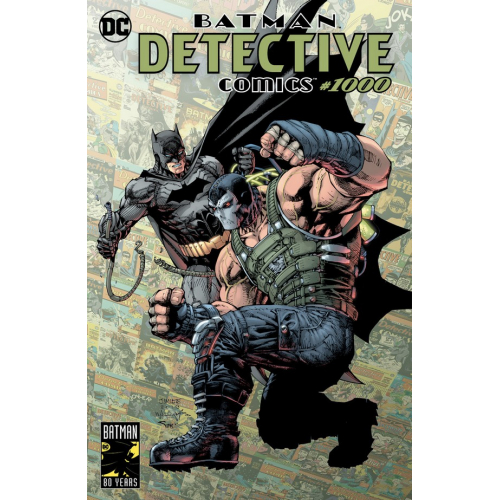 Detective Comics 1000 (VO) JIM LEE VARIANT - BANE COVER