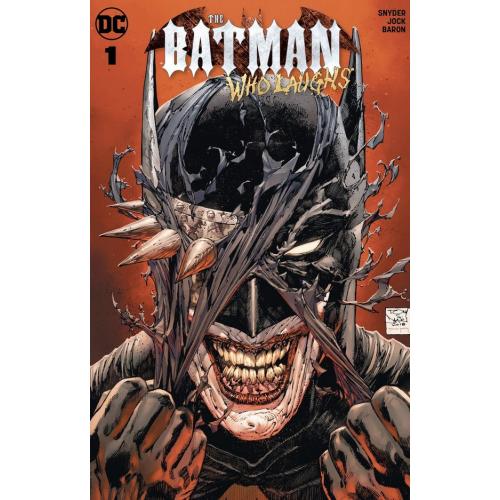 Batman Who Laughs 1 (VO) - Snyder - JOCK - TONY DANIEL VARIANT