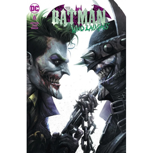 Batman Who Laughs 6 Variant Ed (VO) - Snyder - JOCK - MATTINA VARIANT