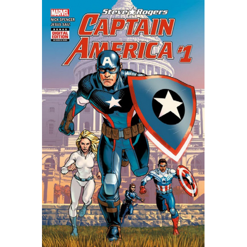 Captain America : Steve Rogers Tome 1 (VF) occasion