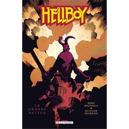 Hellboy T10