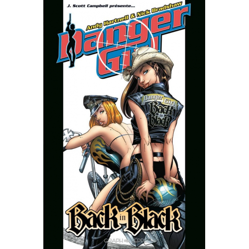 Danger Girl Back in Black (VF)