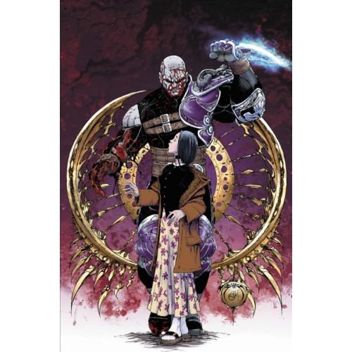 Wraithborn Redux 1 Variant Cover (VO)