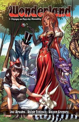 Wonderland Tome 4 (VF)