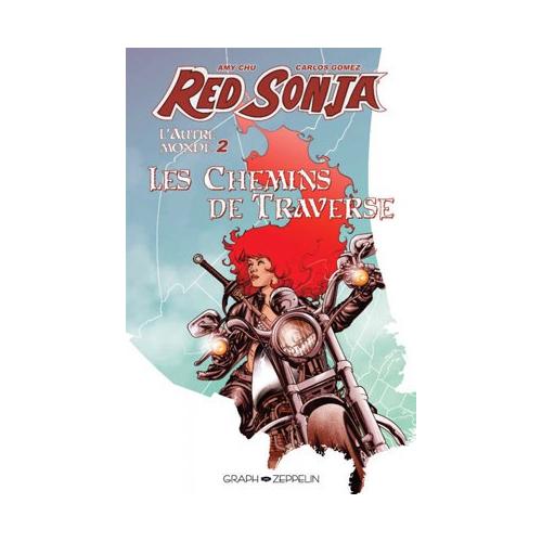 Red Sonja L'autre Monde Volume 2 : Les chemins de traverse (VF)