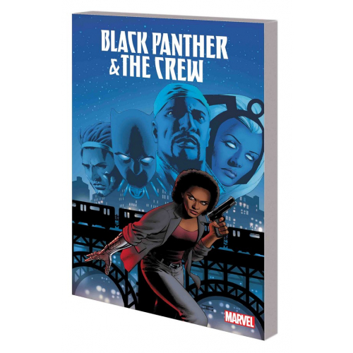 BLACK PANTHER CREW TP WE ARE THE STREETS (VO) occasion